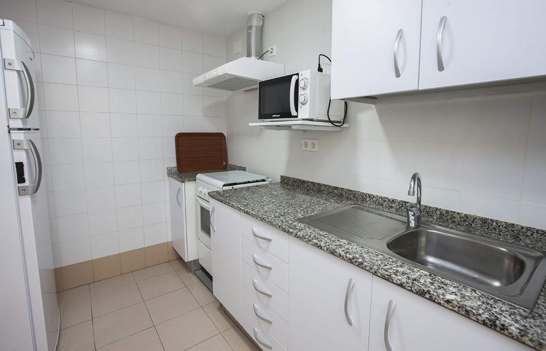Apartamentos Tipo B No reformado y no decorado