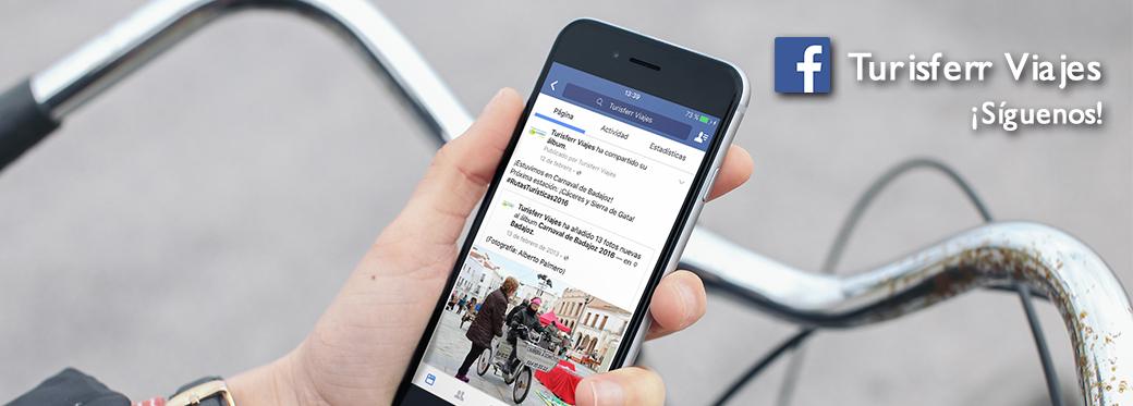 Facebook Turisferr Viajes
