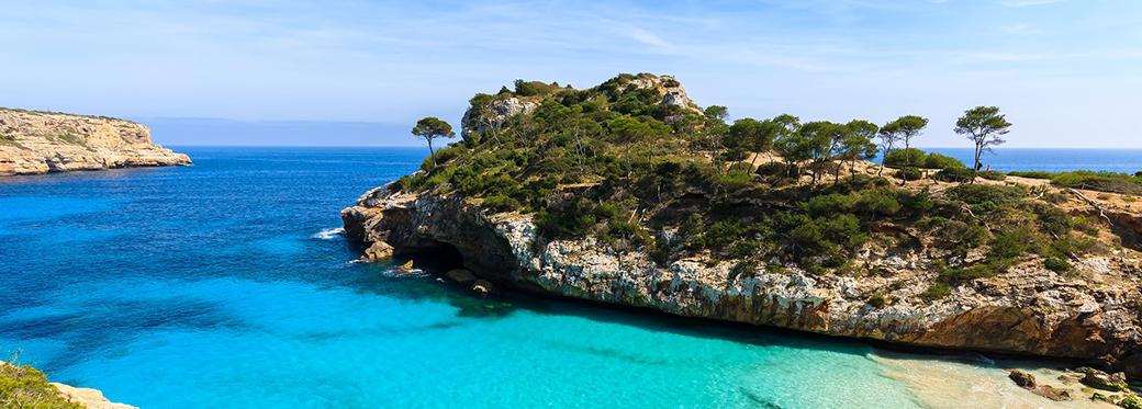 Palma de</br>Mallorca