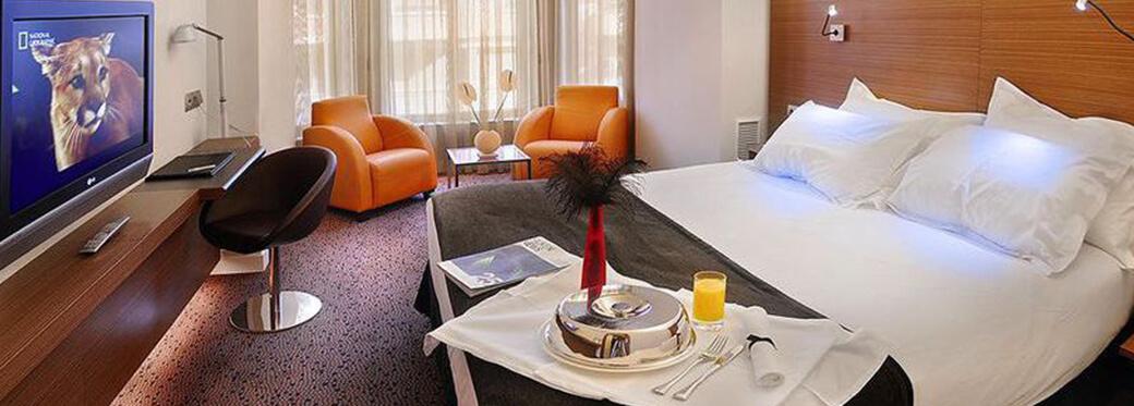 Hotel Vincci</br>Zaragoza Zentro