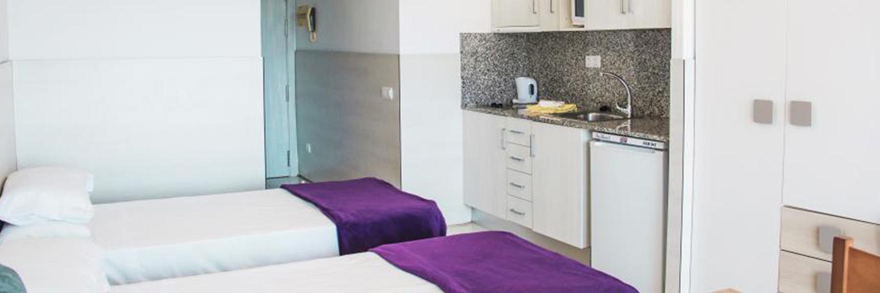 Apartamentos  Pins Platja